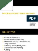 IT Presenation-it Security