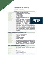 Catalogo de Empresas......