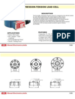 Compression Tension Loadcell