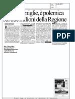 Forum famiglie, è polemica sui due milioni della Regione - La Repubblica