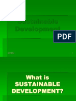 Sustainable Development 1