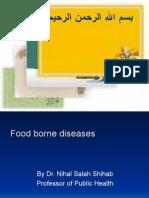 Food Borne Diseases One