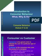 Consumer Behaviour - Introduction