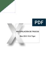Recopilacion de Trucos de Mac OS X Tiger 10 2 Version