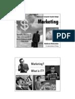 Marketing Note