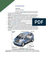 How Hybrid Car Works