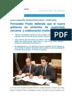 24-09-11 MEDIO AMBIENTE E INFRAESTRUCTURAS_Balance de 100 días de gobierno