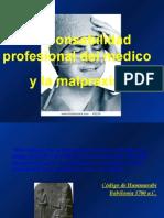 Responsabilidad Profesional Del Medico