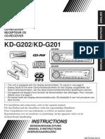 JVC KD-G201