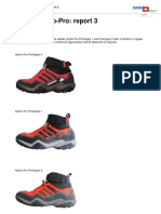 Report 3 Adidas Canyoning Shoes 22052011