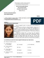 Evaluare_initiala_Lb_franceza_cls_6_L1_sub
