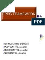 EPRG Framework