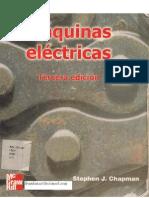 Maquinas electricas - Stephen Chapman- 3ed en español