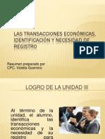 SEM 05 Transacciones Economic As