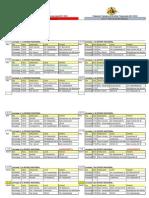 Calendari oficial 2011-12