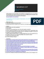 Best Jim Wendler 5/3/1 Excel Spreadsheet by Poteto / Jon K