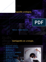 gamagrafia urologica