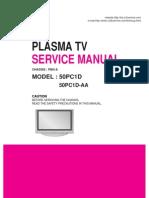 50PC1D Service Manual