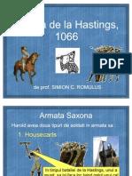 Batalia La Hastings 1066