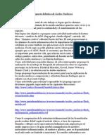 Propuesta didáctica de Ácidos Nucleicos