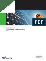 Euromoney 2010 Handbook Environmental Finance