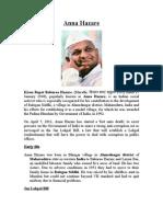 Anna+Hazare