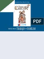 Manual Para El Trabajo Con Familias