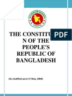 The Constitution of Bangladesh