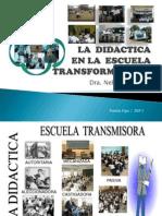 ESCUELA TRANSFORMADORA