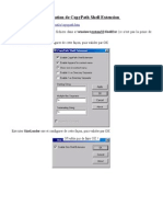 Installation de CopyPath Shell Extension