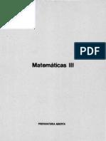 M III (1-2)