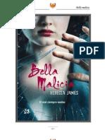 54240927 Juvenil BELLA MALICIA Rebecca James