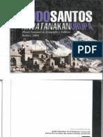 TODOS SANTOS-XIWATANAKANURUPA
