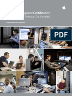 Apple Training Certification Catalog Web