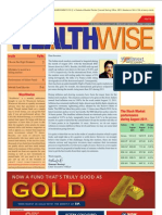 September Newsletter English 2011
