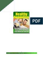 Healthy Computing