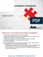 Aon Hewitt Case Study Competition Guidelines_2011_1316513005