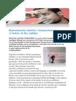 Representación, símbolos y transgresiones en «Candela» de Rey Andújar