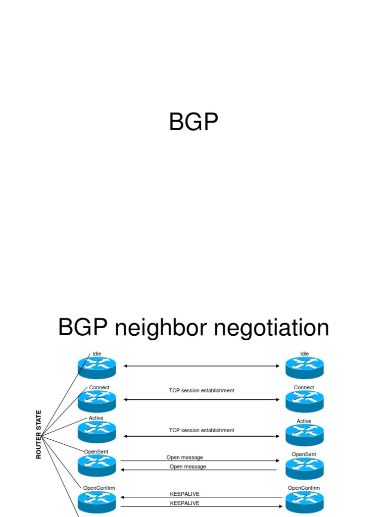 BGP | Router (Computing) | Routing