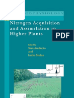 Nitrogen Acquisition and Assimilation in Higher Plants Plant Eco Physiology Volume 3 (1)