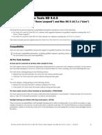 Pro Tools 905 Read Me Mac 72749