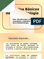 Principios Basicos de Epidemiologia