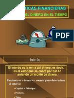 2.- El Valor Del Dinero en El Tiempo