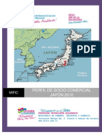 Perfil Japón 2010