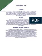 Conceitos Sobre Energia Nuclear