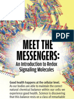 Meet the Messengers - An Introduction to Redox Signaling Molecules