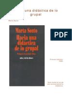 SOUTO-Marta-El Proceso Grupal Enfoque de Su Desarrollo