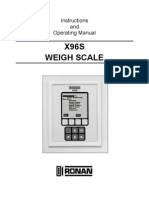 X96S Weight080207