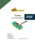 linetracker lynxmotion