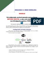 Manual Para Ligar a Dreambox a Uma Rede Sem Fios Wireless)